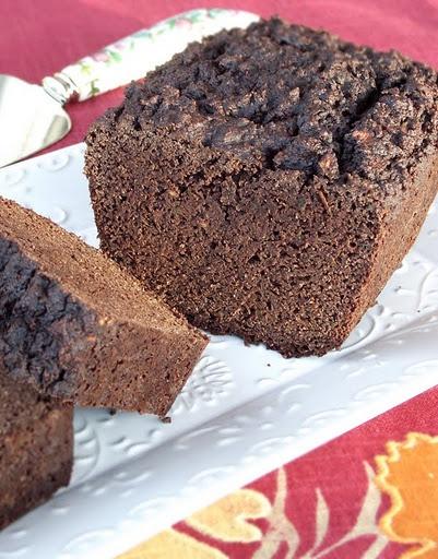 Chocolate & Spice Zucchini Bread, Go Ahead Honey, It's Gluten-Free!