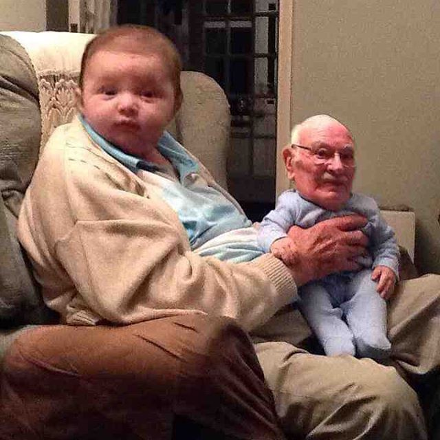 This is the best face swap I have ever seen.
