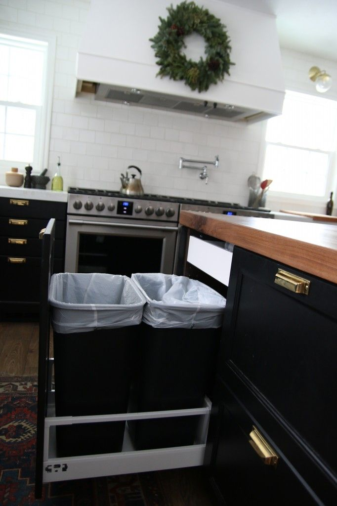 Good for advice on how to plan the inside of your cabinets! A Video Tour Inside Our Kitchen Cabinets