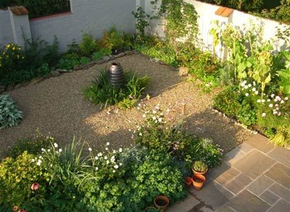 Garden Gravel Ideas