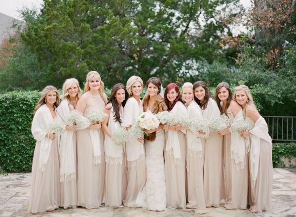25 Best Ideas About Beige Bridesmaid Dresses On Pinterest: 25+ Best Ideas About Tan Bridesmaid Dresses On Pinterest