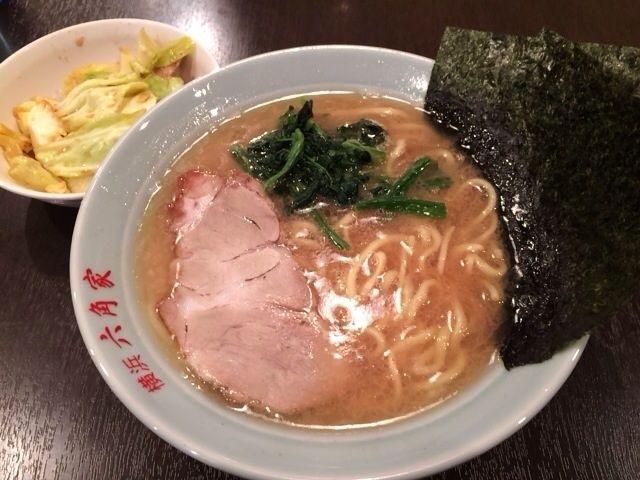 『ラーメン』横浜 六角家 御徒町店のレビュー | ラーメンデータベース