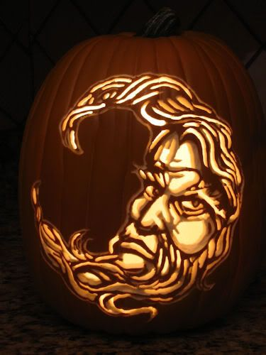 Best jack o lanterns images on pinterest halloween