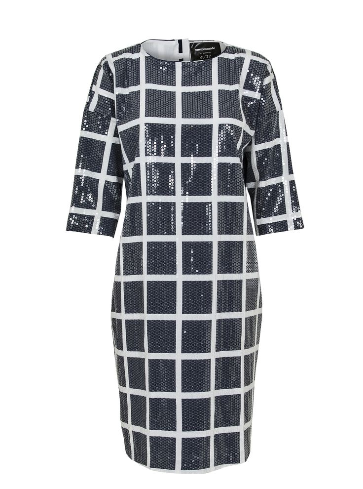 Naima Sequined Dress