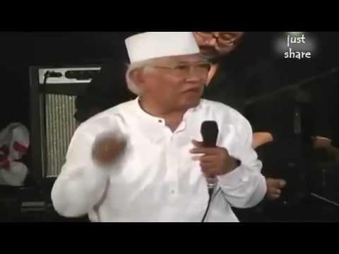 Gus Mus Cara Mengenal Allah KH Mustofa Bisri Terbaru 2016