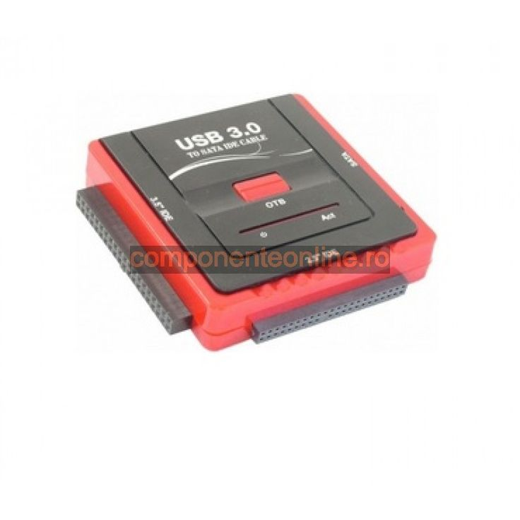 Adaptor IDE-SATA, pe USB 3.0 - 114464
