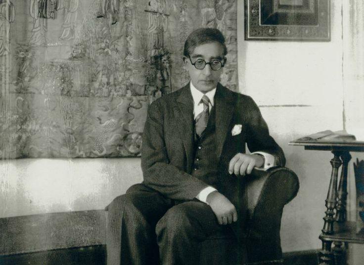 Constanitinos Cavafy, Greek poet , born in Alexandria , Egypt
