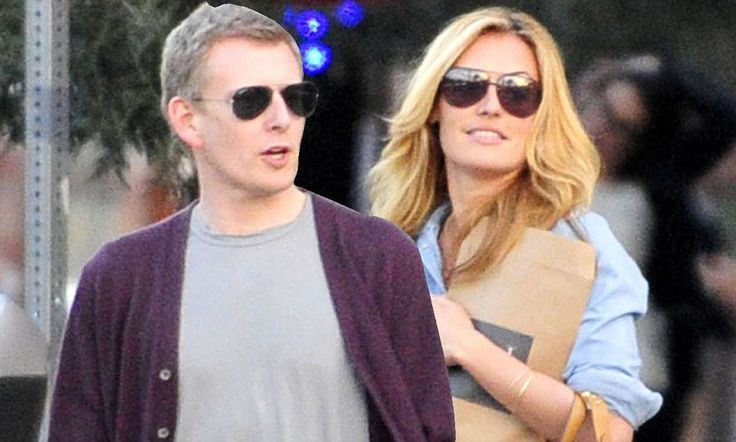 """She's a special lady in my life"": Patrick Kielty confirms his relationship with Cat Deeley"