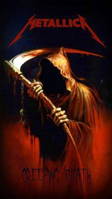 .Creeping Death. Bad Ass artwork