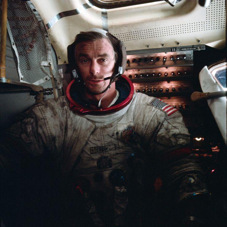 Eugene Cernan, Apollo 17