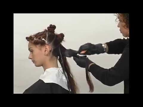 Video paso a paso de Corte - Etnica By Yatzil 4 - YouTube