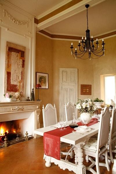 Laid table italia home food!