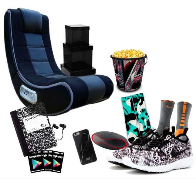 11 Gift Ideas for Boys in High School - Freshman | Sweep Tight