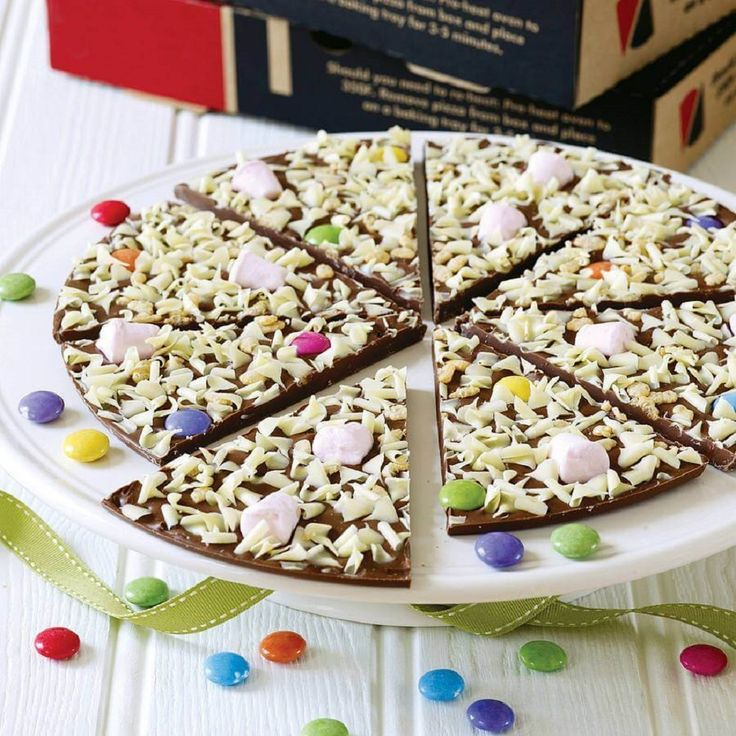 Have you ever dreamed to combine your favorite pizza and chocolate in one dish? If not,  The Gourmet Chocolate Pizza company did for you and created their own ultimate dish – the chocolate pizza.   This delicious pizza pie is made from the best Belgian chocolate, which a slim crust of milk a…