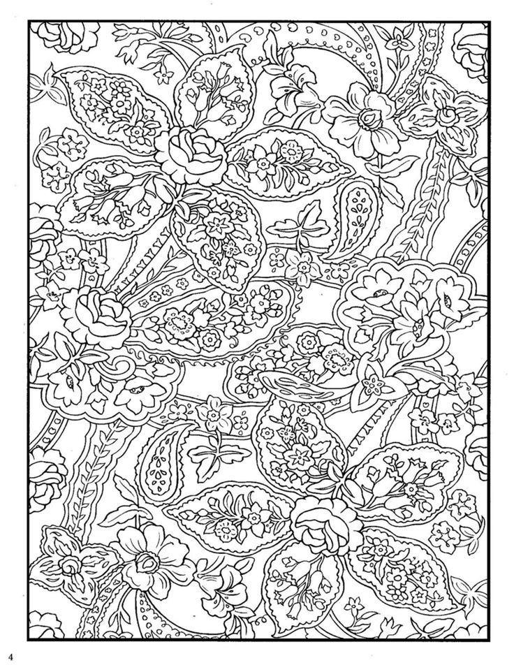 Pattern Coloring Sheets Printables : 51 best zentangle coloring pages images on pinterest