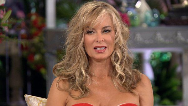 Love the hair style of Eileen Davidson on the reunion show of RHOBH 2016