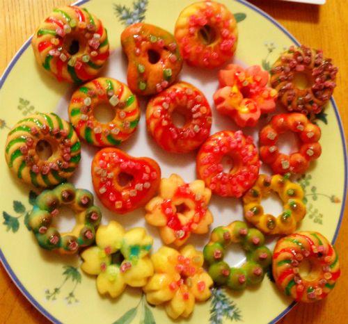 Puti donuts