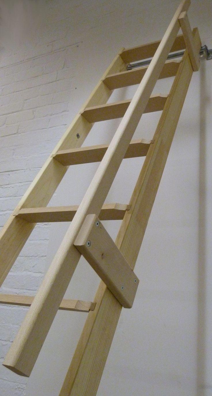 Loft Ladder Hooks Google Search Diy Craft Ideas Home