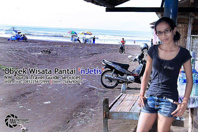 "Nurmalia Windy: Obyek Wisata Pantai ""NJETIS"" bersama NW Tourism & ..."