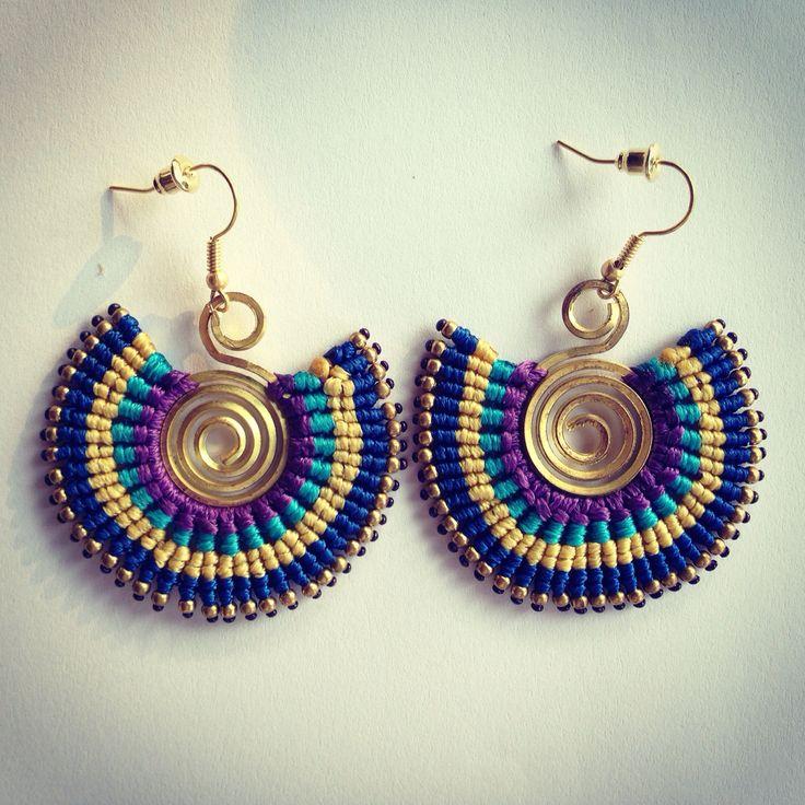 Ethnic handmade earrings  www.arassta.com