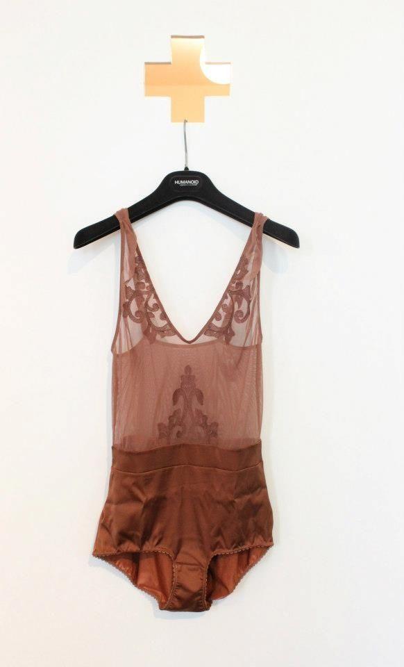 Gypsy Living Traveling In Style  Serafini Amelia  Travel Ready Swimwear- Brown Hues