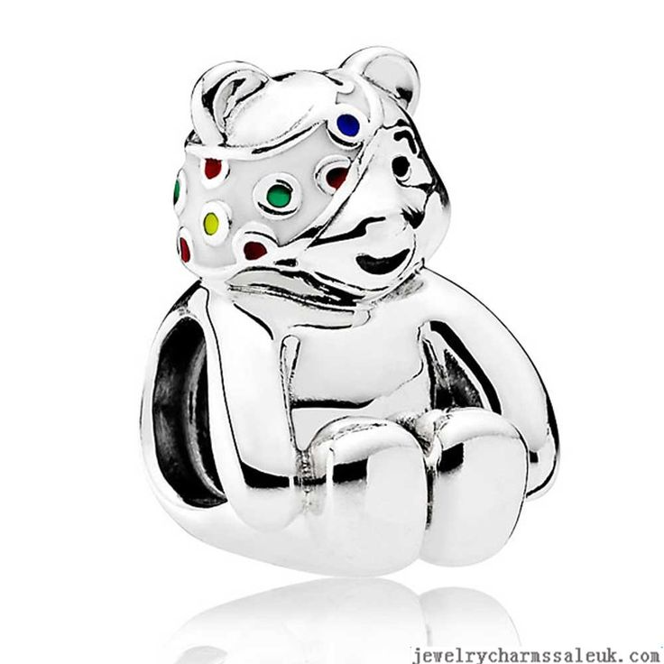Pandora Charms Limited Edition Pudsey Bear 2016 EE0052
