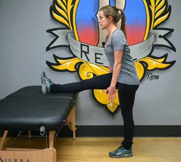 упражнения для развития гибкости: упражнение 3