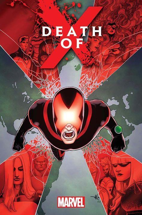 Qué pasó con Cyclops?  Desde que Secret Wars terminó nos hemos preguntado qué pasó con Cyclops adulto. La única información que se mencionó fue su desaparición tenía algo que ver con un encuentro con los Inhumans más de la Terrigen niebla que crean la M-pox y matando a los mutantes. Ha habido algunos teasers de la muerte de X y parece que vamos a estar recibiendo algunas respuestas pronto. Los X-Men y los Inhumanos están en curso de colisión. Cyclops ha desaparecido y dado por muerto. Pero…