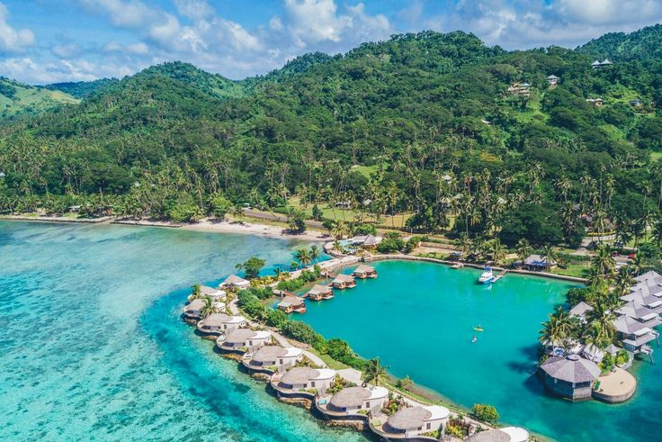 Koro Sun Resort & Rainforest Spa - Savusavu
