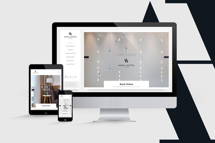 Ως απόρροια της ριζικής ανακαίνισης του ξενοδοχείου Aegli Hotel Volos και μετά την αλλαγή στην οπτική ταυτότητα του ξενοδοχείου με το νέο λογότυπο, προχωρήσαμε και στο σχεδιασμό της νέας ιστοσελίδας του. Website: www.aegli.gr #webdesign #websitedesign #website #newwebsite #aeglihotel #aeglihotelvolos #boutiquehotel #hotel #volos #foxcreative #georgefakaros #georgefakarosphotography #digitalmediathessaloniki