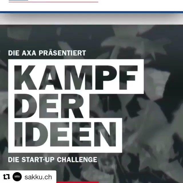 #voteNOW Der Ausbildungsbetrieb UNITED wear welcher die Marke @sakku.ch entwickelt vertreibt und ausschliesslich Lernende der #unitedschoolofsports beschäftigt kämpft bei der Start-UP-Challenge #KampfderIdeen für den Preis Gewinner der Herzen. Vote jetzt für #sakkuswisssolarbag und gewinne mit etwas Glück einen brandneuen VW e-Golf im Wert von 45000.-CHF! #poweredby: @amag.ch  @axaswitzerland @sunnie468 (besucht sakku in TV-Sendung) Pascal Mathis (besucht sakku in TV-Sendung) #unitedwear…