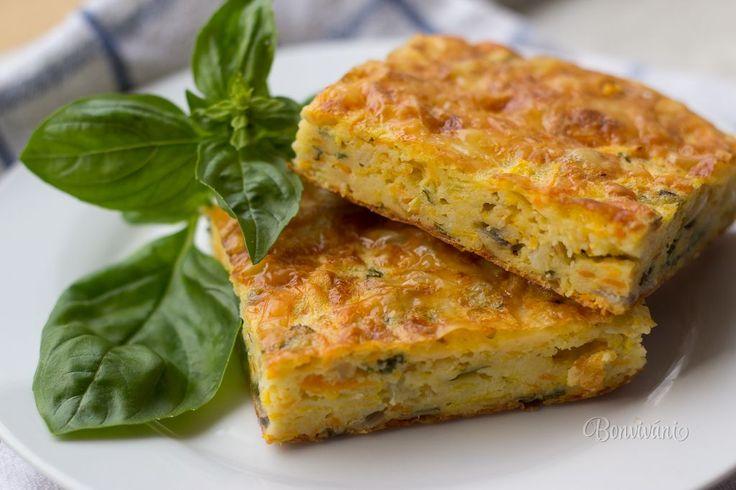 Cuketový nákyp so syrom