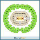 2 U-M Michigan Wolverines v Michigan State Basketball tickets section 221 row 32