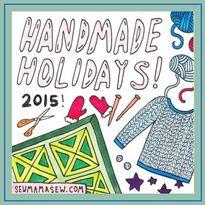 9th Annual Handmade Holidays Tutorials (all in one handy list!) || Sew Mama Sew