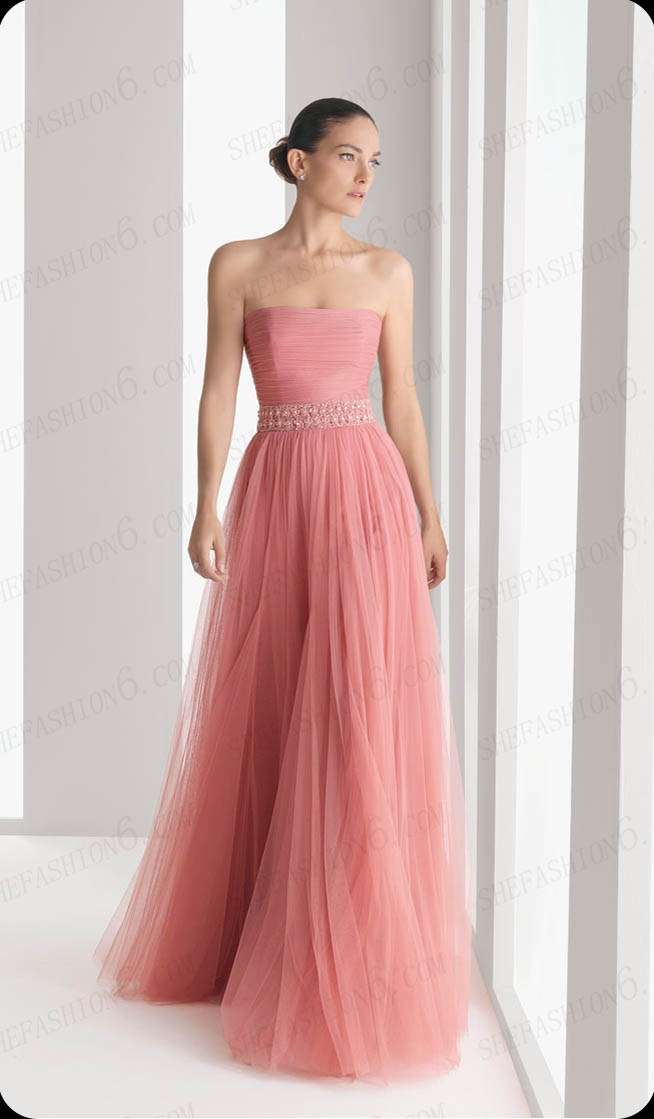 http://www.shefashion6.com  Item 2012S0009   Strapless Floor Length A Line Organza Cocktail Dress; Real top fabric, competitive price!!!