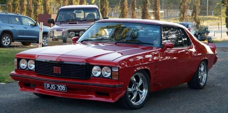 Aussie muscle Holden Monaro