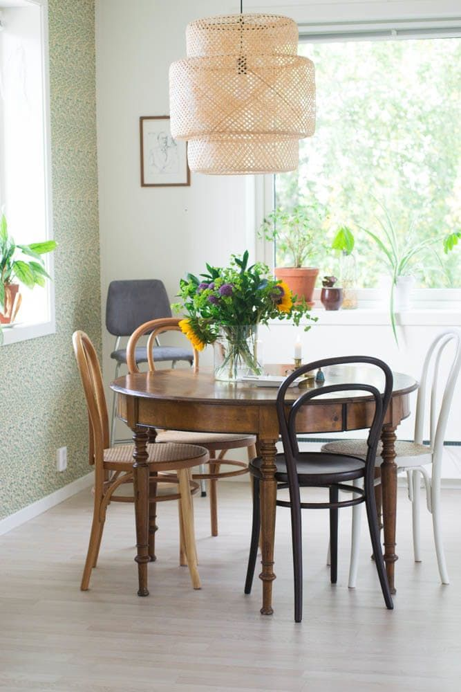 "Tour a ""Little Bit Bohemian"" Home in Norway 