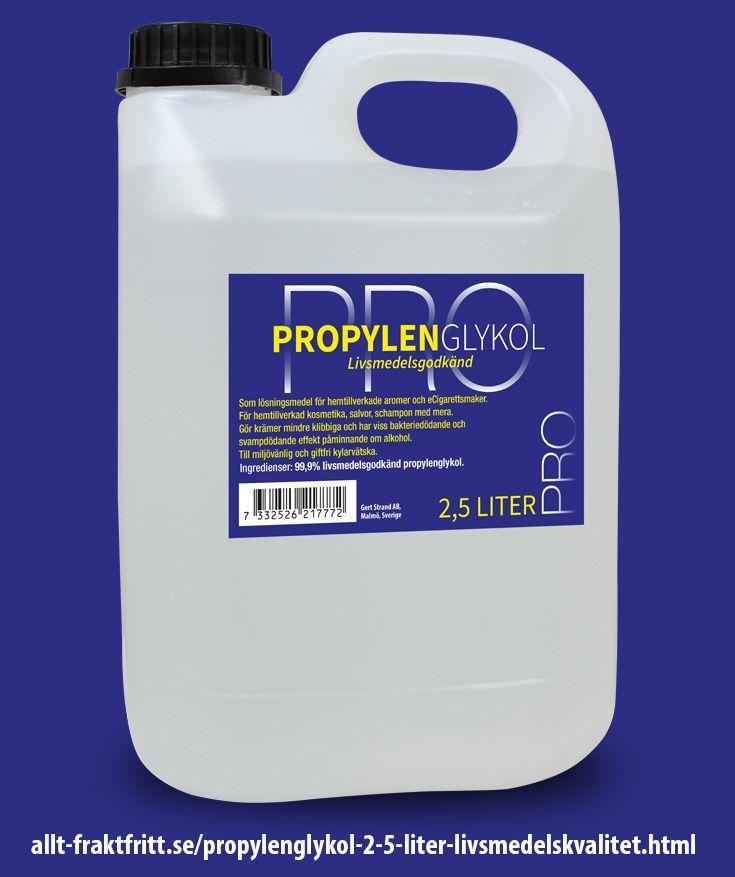 propylenglykol apl 50 användning