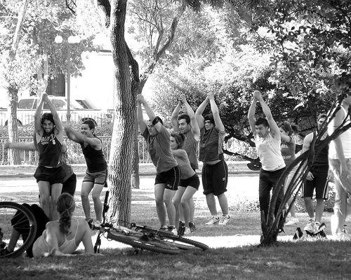 Deporte en Santiago de Chile
