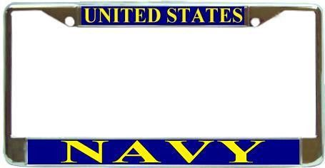 Air Force Dad License Plate Frame