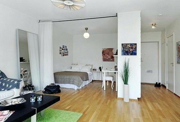Einrichtung Kleine Wohnung Einrichten Offener Wohnplan