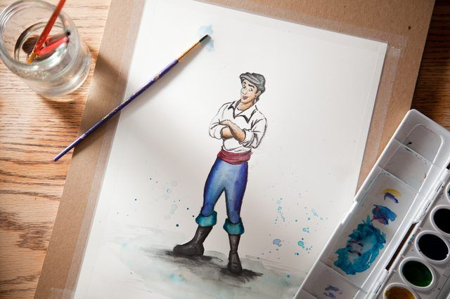 How to Create a Prince Eric Costume