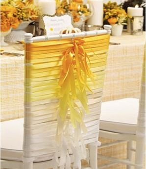 Ombre Wedding Styling