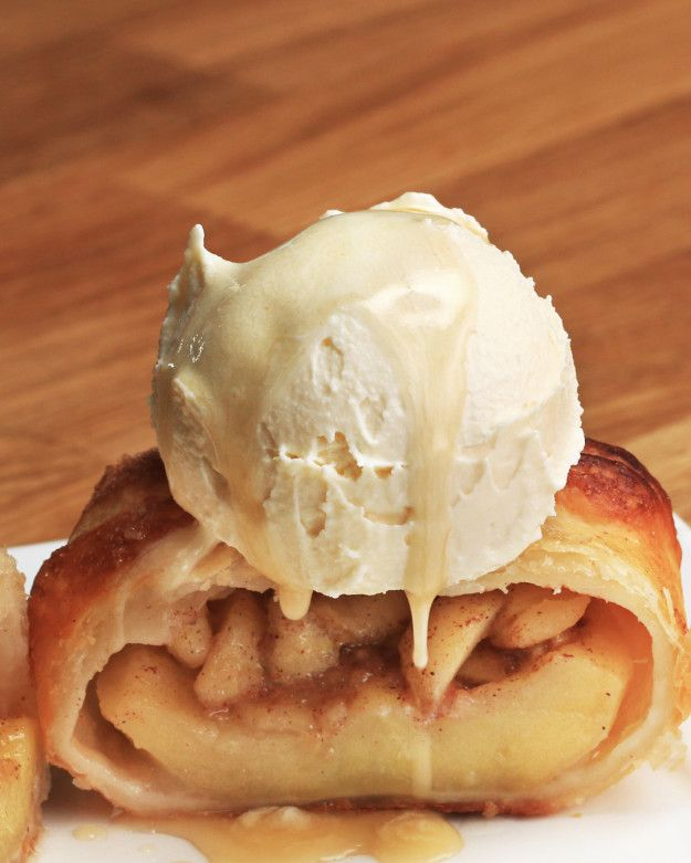 Baked Apple Pie Dumplings                                                                                                                                                                                 More