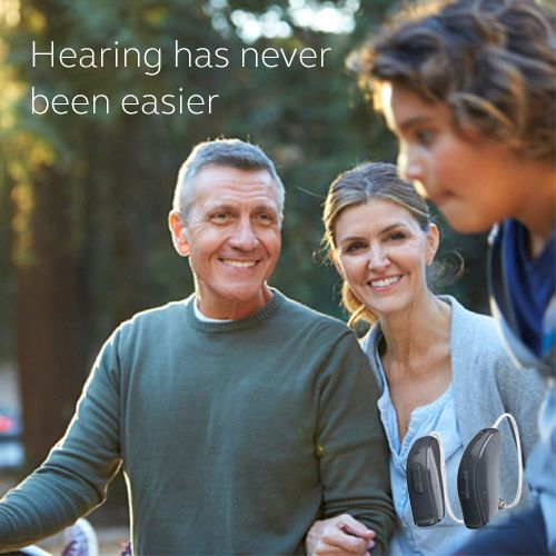 Hearing has never been easier. Visit resound.com/en-AU/hearing-aids/linx2