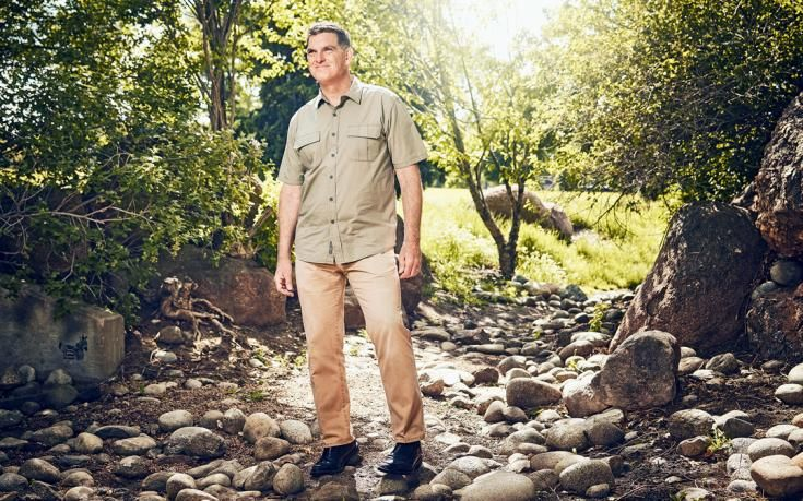 Paleontologist Scott Sampson (from the TV show Dinosaur Train) wants kids to go outside.