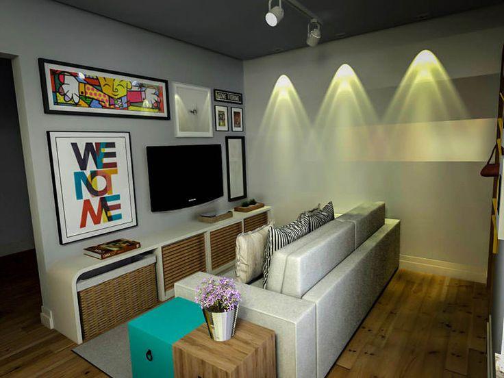 Best 25 como decorar uma sala ideas on pinterest como for Como decorar sala