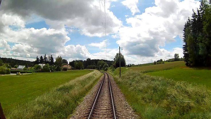 Jihlava-České Budějovice
