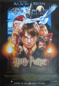 Harry Potter and the Philosopher`s Stone Promo Poster 39``x27``