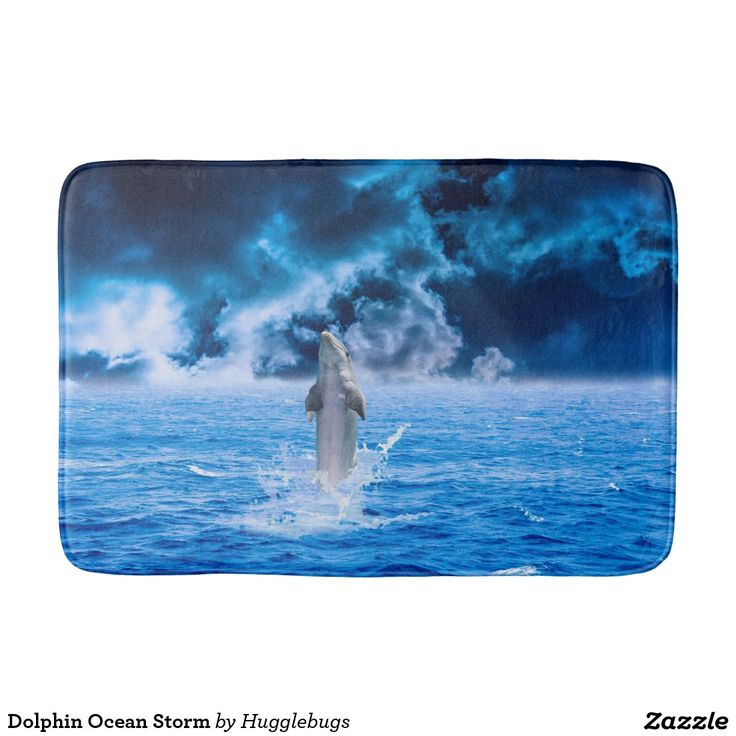 Dolphin Ocean Storm